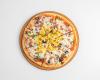 بيتزا زهر الليمون
