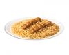 وجبة كباب رز